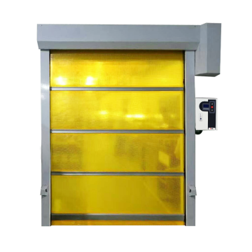 Factory Promotional for Transparent High Speed Door Automatic PVC Speed Roll up high speed door supply to Antigua and Barbuda Importers