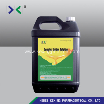 Povidone Iodine Liquid 10% Disinfection