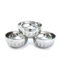 Double-wall Insulated Stainless Steel Bowl