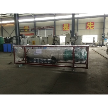 Heat Exchanger for Oil Refinery