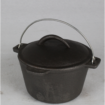 cast iron outdoor camping cookware