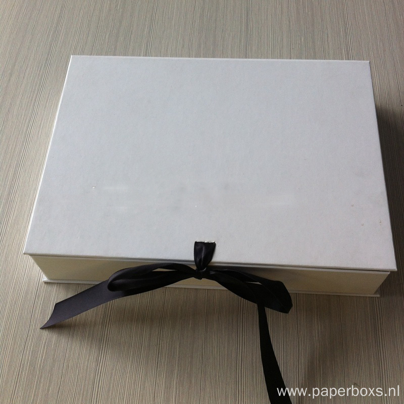 High Class Customized Collapsible Paper Packaging Gift Box