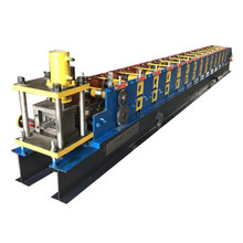 Full Automatic CZ Purlin Cold Roll Forming Machine
