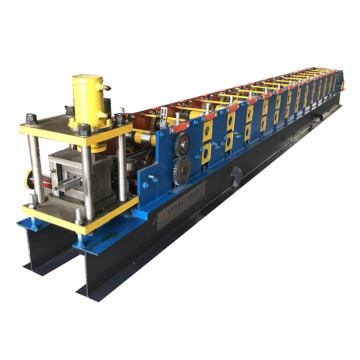 CZ metal purlin roll forming machine