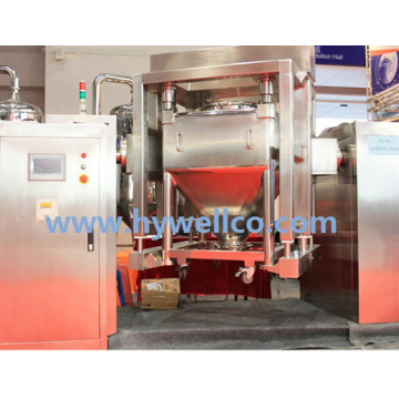 Automatic Lifting Bin Blender