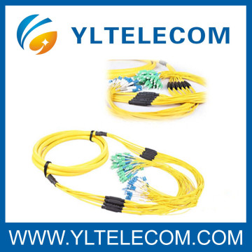Cheapest Factory for Fiber Patch Cords Pre-terminated LC / APC Corning Fiber Optic Jumper For FTTH Network Project supply to China Macau Exporter