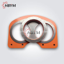 Wear Resistant Alloy Plate And Wear Cutting Ring