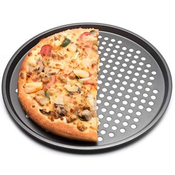 Professional Pizza Pan for At Home Grill Oven