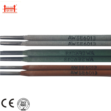7018 6013 6011 and 6010 Welding Rods