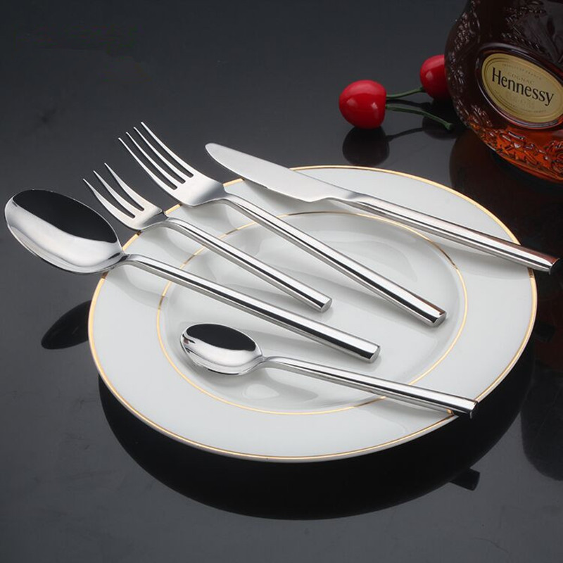 18/0 Gorgeous PVD Stainless Steel Flatware