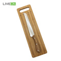 Bamboo Slotted Bread Cutting Board