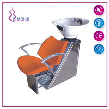 Free sample for for Shampoo Chair Hair salon wash basin for sale export to Poland Factories