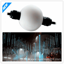 High quality factory for Best 3D Led Ball,3D Led Night Light,3D Led Disco Ball,3D Led Pixel Ball for Sale DMX LED hanging 360 ball outdoor supply to Indonesia Exporter