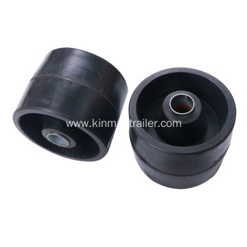 Black Keel Roller For Boat Trailer