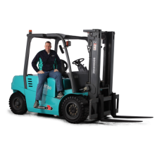 Good Quality for 5.0Ton Electric Forklift 5.0 Ton Electric Forklift With Zapi Controller supply to Malawi Importers