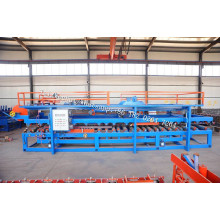 Metal Insulated Polystyrene Sandwich Roof Panel Machine