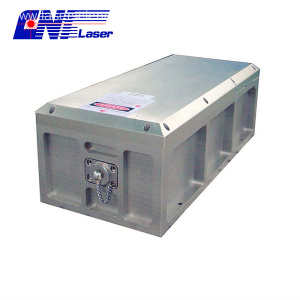 UV High Energy Diode Pumped Q-switched Laser