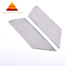 Wear and corrosion resistant fiberglass cutting blade