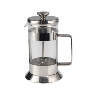 Classic Glass French Press Professional Pouring Spout