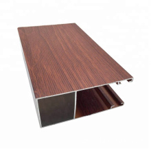 Super Lowest Price for Sliding Window Aluminum Profile Kinds Of Surface Aluminum Profile For Windows Doors export to Philippines Factories