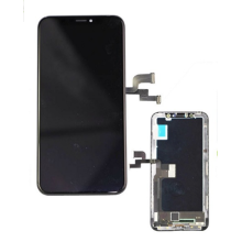 iPhone X LCD Skjár Touch Digitizer Assembly Skipta
