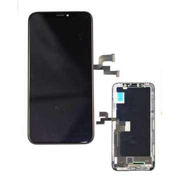 iPhone X LCD Display Sentuh Digitizer Majelis Ganti