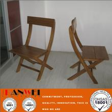 Outdoor Solid Wood Chair