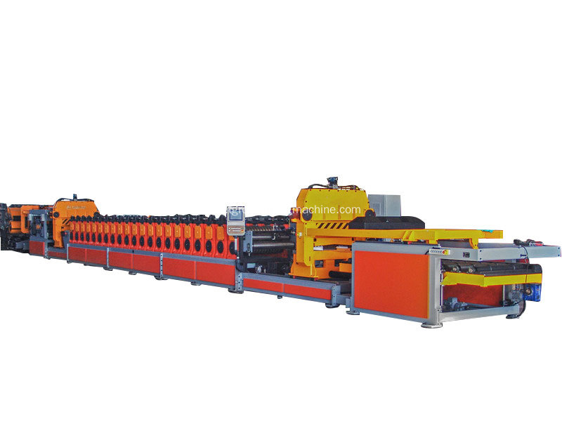Feed Silo forming machine