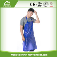 Blue PVC Apron for Man