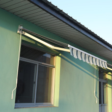 Retractable arm awning 3 meters