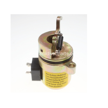Hot sale good quality for Electrical Parts For Case Ih,Case Ih Tractor Parts,Tractor Light Switch Manufacturers and Suppliers in China Holdwell Solenoid Valve 04170534R for Case-IH Tractor export to Martinique Manufacturer