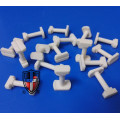 alumina ceramic bushings shafts valve body tubes
