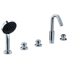 Bathtub Faucet Tap with Hand Shower
