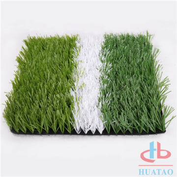 Customized for Artificial Football Turf 40mm height football/ soccer artificial grass supply to South Korea Manufacturer