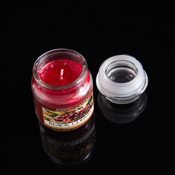 Small Size Flavors Wax Aroma Candle 2.5oz