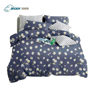 Factory best selling for China Cotton Bedding Set,100 Cotton Bedding Sets,Cotton Bedding Supplier Adult 100% Polyester Luxury Home Sheets Bedding Set export to France Suppliers