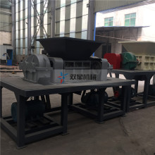 Industrial Scrap Single Shaft Shredder Equipment on Sale
