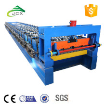 Good User Reputation for Roll Panel Forming Machine Profiled Steel Floor Decking Plate Production Line supply to Poland Wholesale