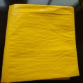 Yellow PE Tarpaulin for Poutry Curtain