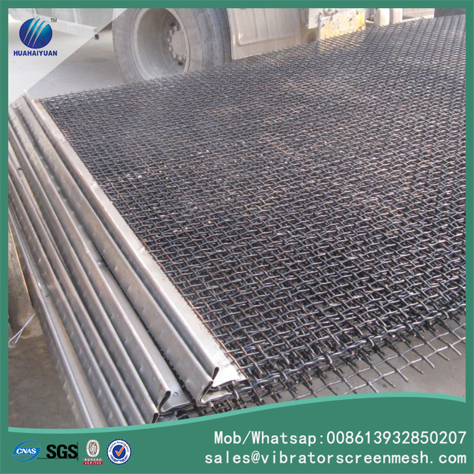 Vibrating Wire Mesh Screens