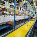 Automatic Air Conditioner Production Line Assembly Line