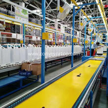 Factory Customized Top Slat Chain Conveyor Production Line