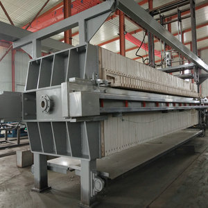 200 Square Meter Auto Flapping Chamber Filter Press