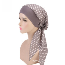 Cheap winter hat turban hat for women bandanas