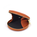 Hotsale Pu Leather Zipper Coin Purse Money Pouch