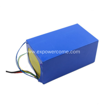 18650 8S4P 29.6V 10Ah Lithium Ion Battery Pack