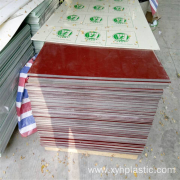 Brown Fabric Cotton Cloth Laminated Board