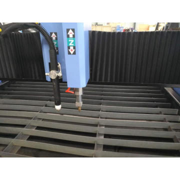 CNC Plasma Cutting Drilling Water Table