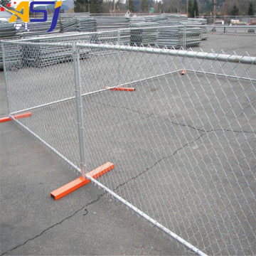 high tensile chain link fencing system security