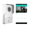 Supports App on Android/iOS WiFi Video Intercom smart home doorbell